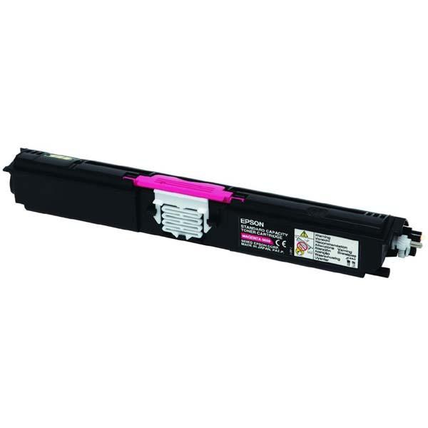 Epson originální toner C13S050559, magenta, 1600str., return, Epson AcuLaser C1600, CX16