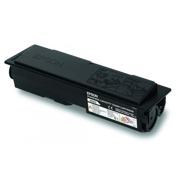 Epson originální toner C13S050583, black, 3000str., Epson AcuLaser M2300D, 2400D, MX20DN