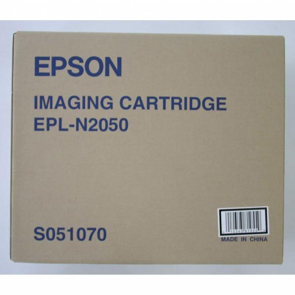 Epson originální toner C13S051070, black, 15000str., Epson EPL-N2050, 2050+, 2050PS, 2050PS+