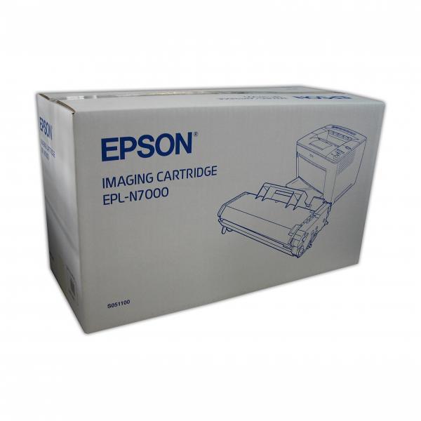 Epson originální toner C13S051100, black, 17000str., Epson EPL-N7000, 7000DT, 7000T