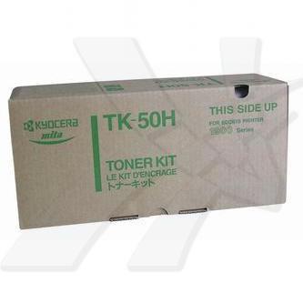 Kyocera originální toner TK50H, black, 15000str., 370QA0KX, Kyocera FS-1900
