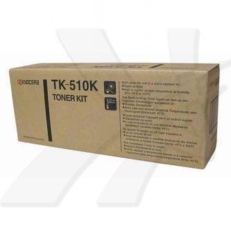 Kyocera originální toner TK510K, black, 8000str., 1T02F30EU0, Kyocera FS-C5020N