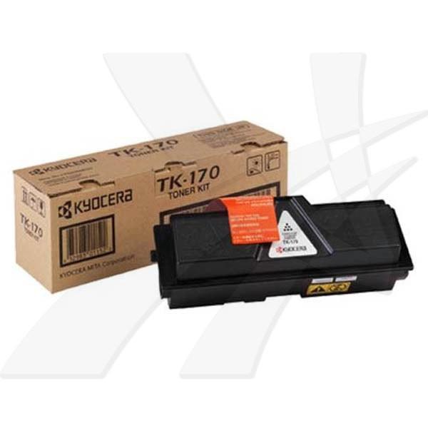 Kyocera originální toner TK170K, black, 7200str., 1T02LZ0NL0, Kyocera FS-1320D, 1370DN