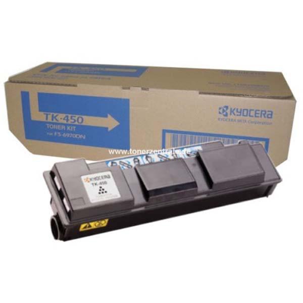 Kyocera originální toner TK450, black, 15000str., 1T02J50EU0, Kyocera FS-6970