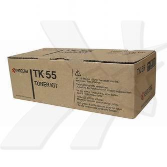 Kyocera originální toner TK55, black, 15000str., 370QC0KX, Kyocera FS-1920, obsahuje odpadní nádobku