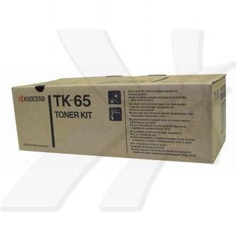 Kyocera originální toner TK65, black, 20000str., 370QD0KX, Kyocera FS-3820N, 3830N