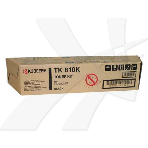 Kyocera originální toner TK810K, black, 20000str., 370PC0KL001, Kyocera FS-C8026N
