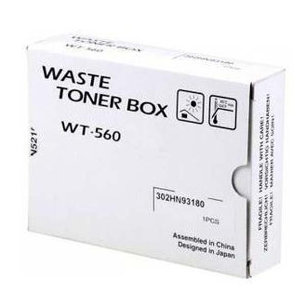Kyocera originální odpadní nádobka WT560, 15000str., Kyocera FS-C 5100DN/C, 5200DN/C, 5300DN