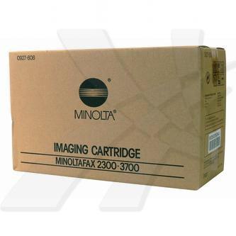 Konica Minolta originální toner 927606, black, 8300str., Konica Minolta Fax 2300, 3700