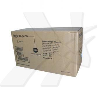 Konica Minolta originální toner 4563301, black, 15000str., 1710-4970-01, Konica Minolta PagePro 9100