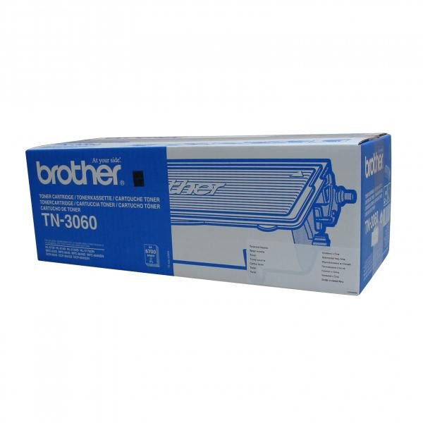 Brother originální toner TN3060, black, 6700str., Brother HL-5130, 5150D, 5170DN, MFC-8220, DCP-8040, 8045D