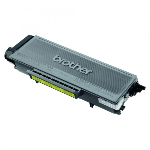Brother originální toner TN3280, black, 8000str., Brother HL-5340D, 5350DN, 5350DNLT, 5380DN, MFC-8370DN
