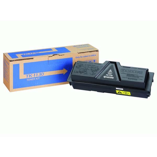 Kyocera originální toner TK1130, black, 3000str., 0T2MJ0NL, Kyocera FS-1030MFP, 1030MFP DP
