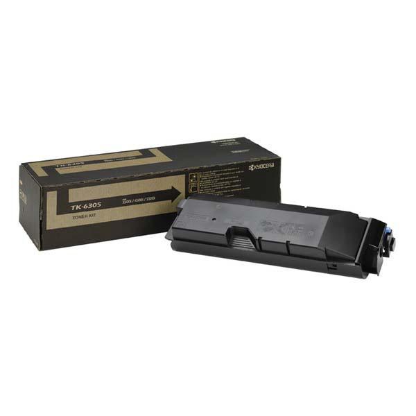 Kyocera originální toner TK6305, black, 35000str., 1T02LH0NL1, Kyocera TASKalfa 4500I, 5500I