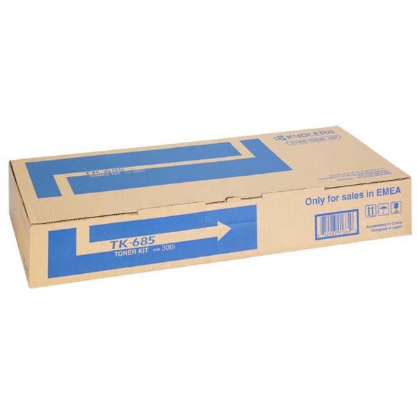 Kyocera originální toner TK685, black, 20000str., 1T02K50NL0, Kyocera TASKalfa 300i