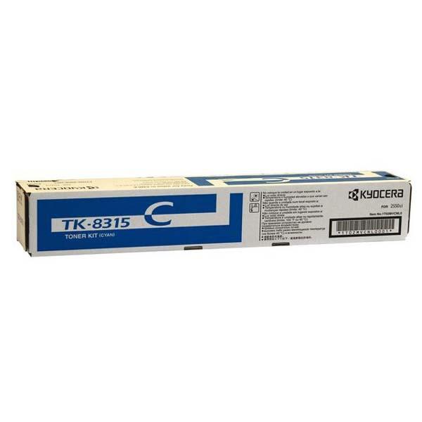 Kyocera originální toner TK8315K, black, 12000str., 1T02MV0NL0, Kyocera TASKalfa 2550CI