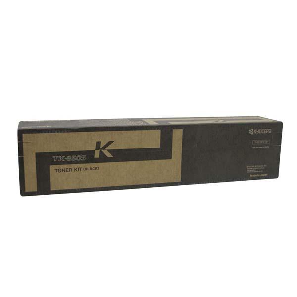 Kyocera originální toner TK8505K, black, 30000str., 1T02LC0NL0, Kyocera TASKalfa 4550CI, 5550CI, 6550CI