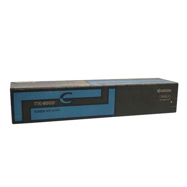 Kyocera originální toner TK8505C, cyan, 20000str., 1T02LCCNL0, Kyocera TASKalfa 4550CI, 5550CI, 6550CI
