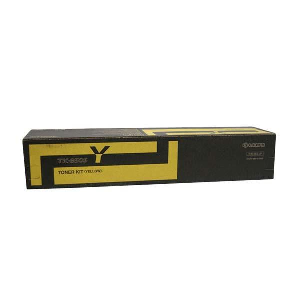 Kyocera originální toner TK8505Y, yellow, 20000str., 1T02LCANL0, Kyocera TASKalfa 4550CI, 5550CI, 6550CI