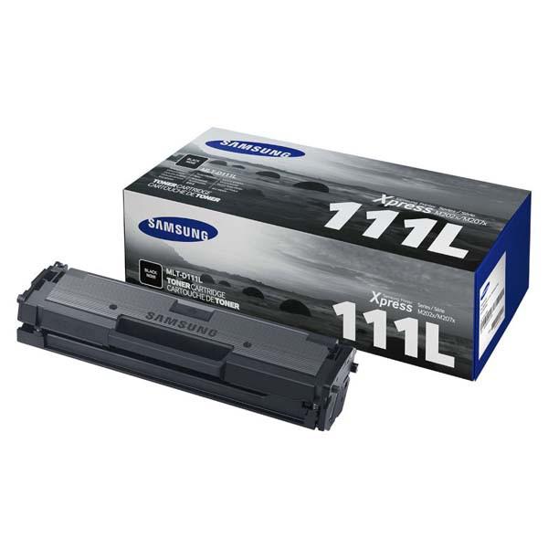 Samsung originální toner MLT-D111L, black, 1800str., Samsung M2020,M2020W,M2022,M2022W,M2070,M2070W,M2070F/FW