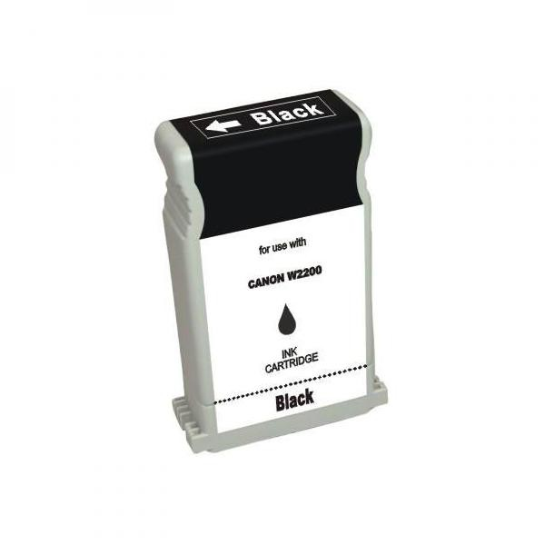 Canon originální ink BCI1302BK, black, 7717A001, Canon BJ-W2200