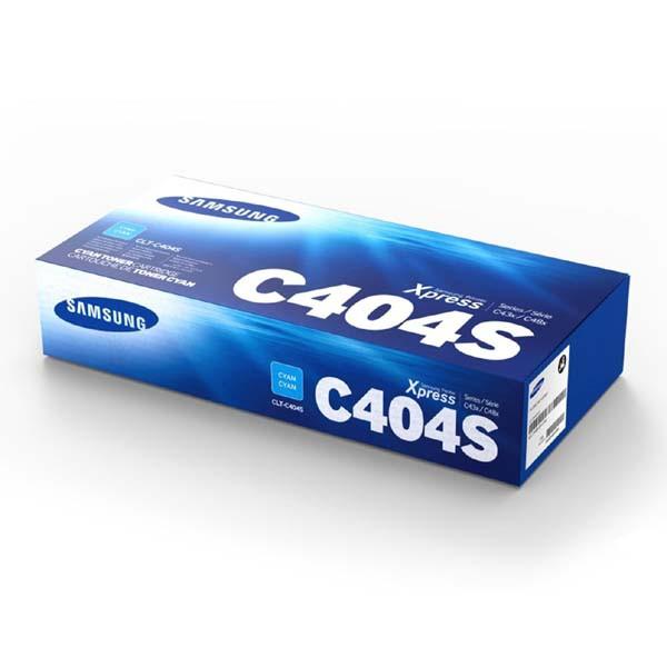 Samsung originální toner CLT-C404S, cyan, 1000str., Samsung Xpress C430W, C480FW, C480W, C480, C480FN