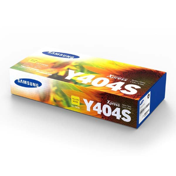 Samsung originální toner CLT-Y404S, yellow, 1000str., Samsung Xpress C430W, C480FW, C480W