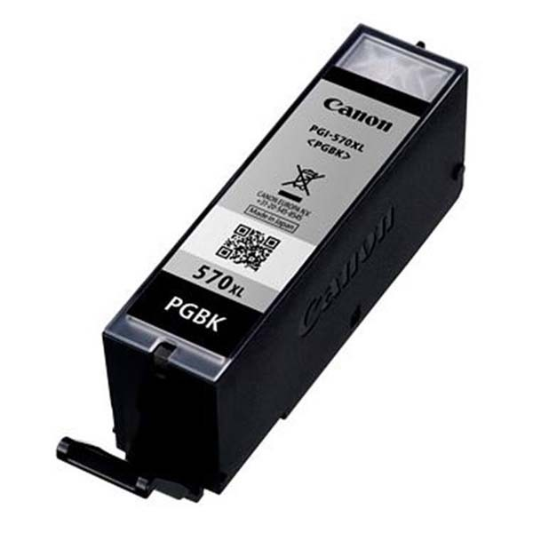 Canon originální ink PGI-570PGBK XL, black, 500str., 0318C001, Canon PIXMA MG5750, MG5751, MG5753,