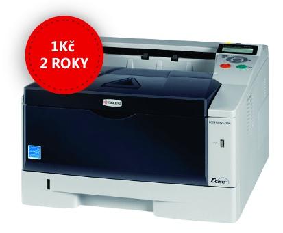 Pronájem KYOCERA Ecosys P2135dn za 1Kč + 1ks XL toneru + servis