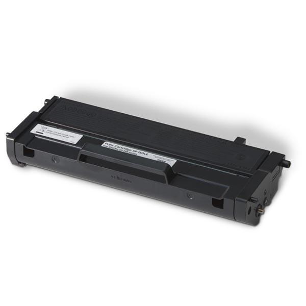 Ricoh originální toner 408010, black, 1500str., high capacity, Ricoh Ricoh Aficio SP 150, SP 150SU, SP 150SUw, SP 150w