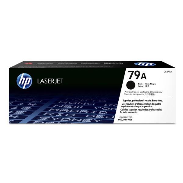 HP originální toner CF279A, black, 1000str., HP 79A, HP 79A