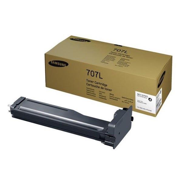 HP originální toner SS775A, MLT-D707L, black, 10000str., 707L, high capacity, Samsung SL-K2200, SL-K2200ND
