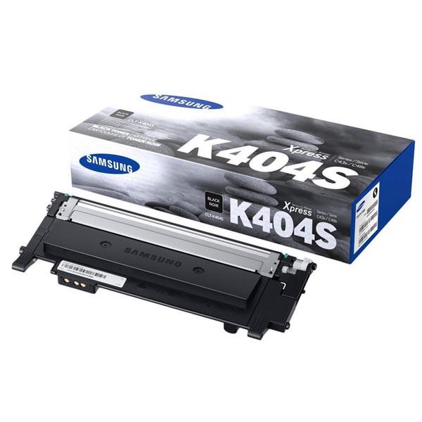 HP originální toner SU100A, CLT-K404S, black, 1500str., K404S, Samsung Xpress SL-C430,C432,C433, SL-C480, C482, C483