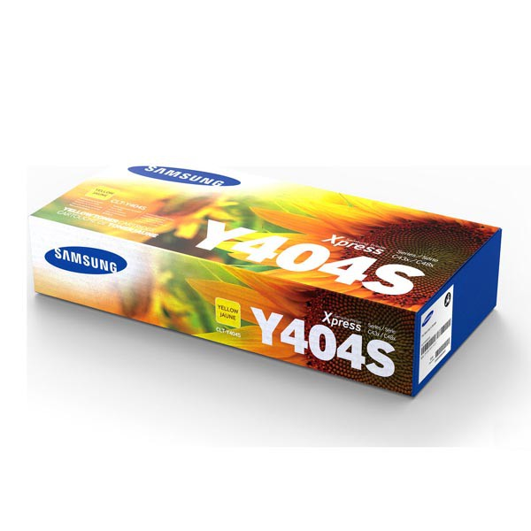 HP originální toner SU444A, CLT-Y404S, yellow, 1000str., Y404S, Samsung Xpress SL-C430, SL-C480