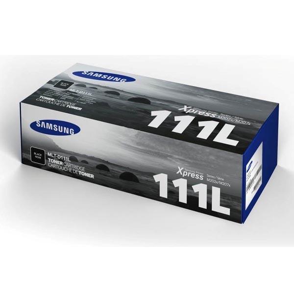 HP originální toner SU799A, MLT-D111L, black, 1800str., 111L, high capacity, Samsung Xpress SL-M2026, M2070, 2020, 2021, 2022, 207