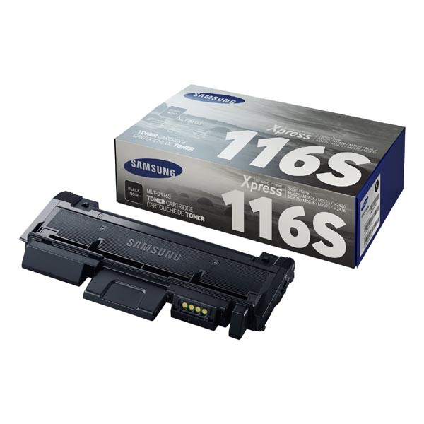HP originální toner SU840A, MLT-D116S, black, 1200str., 116S, Samsung Xpress SL-M2625, M2825, M2675, M2875, M2885
