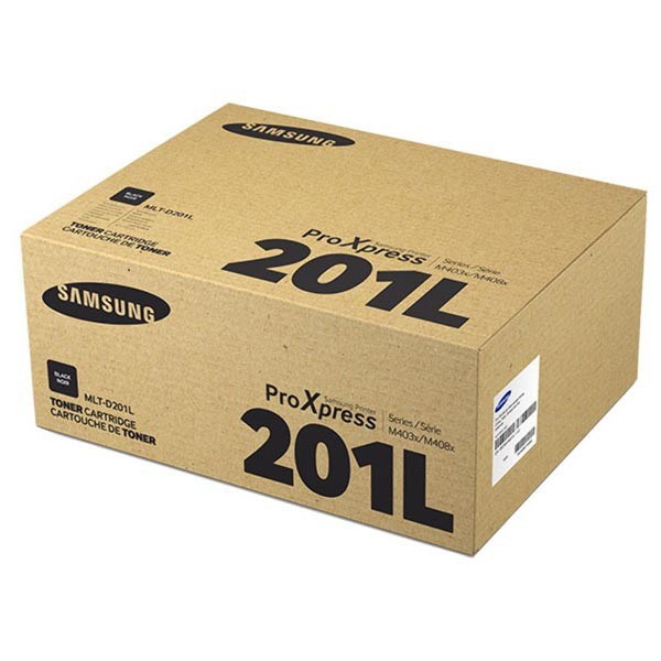 HP originální toner SU870A, MLT-D201L, black, 20000str., 201L, high capacity, Samsung SL-M4030ND/SEE