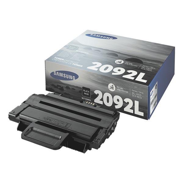 HP originální toner SV003A, MLT-D2092L, black, 5000str., 2092L, high capacity, Samsung ML-2855, SCX-4824, SCX-4825
