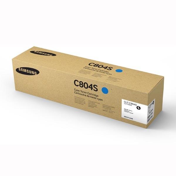 HP originální toner SS546A, CLT-C804S, cyan, 15000str., C804S, Samsung MultiXpress SL-X3220, SL-X3280