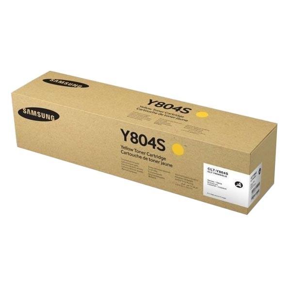 HP originální toner SS721A, CLT-Y804S, yellow, 15000str., Y804S, Samsung MultiXpress SL-X3220NR, SL-X3280NR