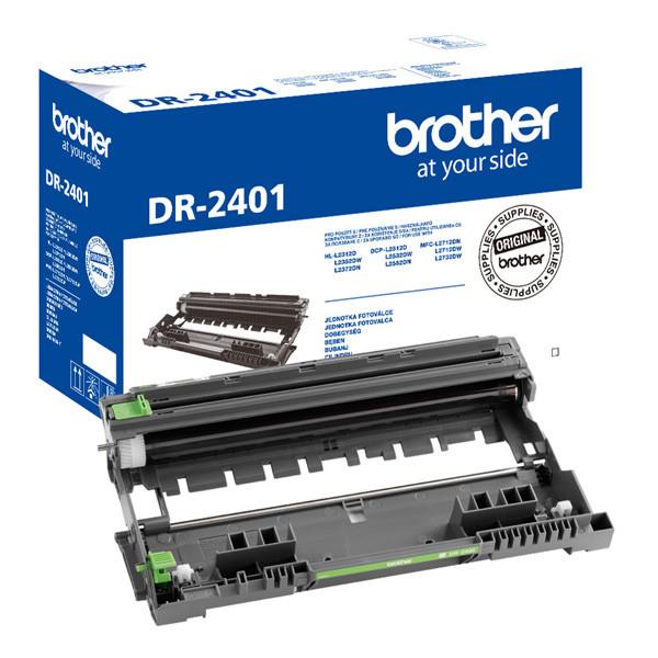 Brother DR2401 - originální optická jednotka, černá, 12000 stran