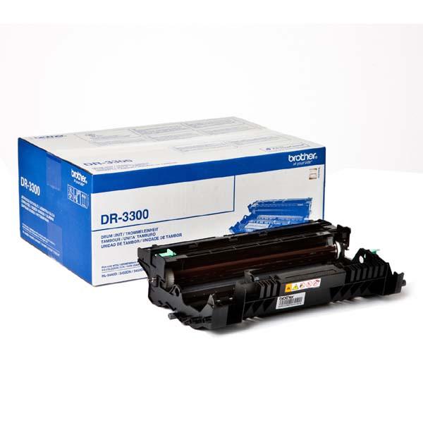 Brother DR3300 - originální optická jednotka, černá, 30000 stran