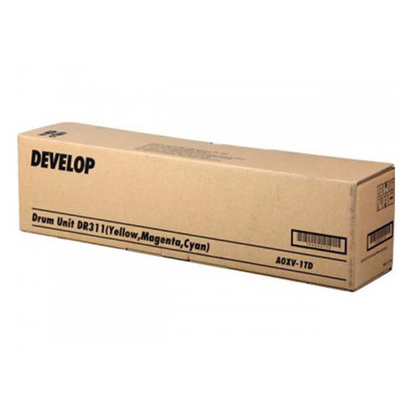 Develop A0XV1TD - originální optická jednotka, barevná, 55000 stran