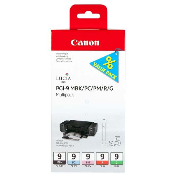 Canon PGI-9 - originální cartridge