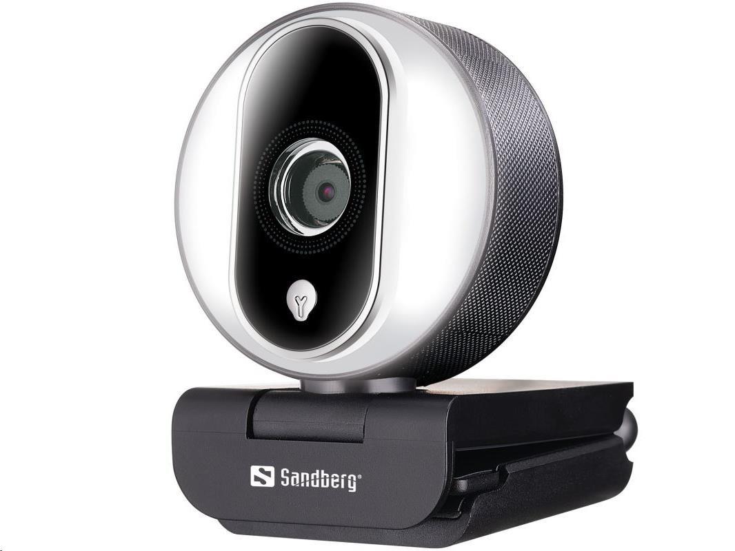 Sandberg USB kamera Webcam Streamer Pro