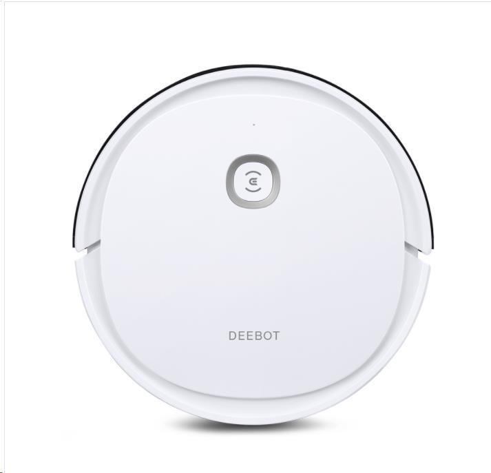 Ecovacs Deebot U2 White, robotický vysavač, vytírání