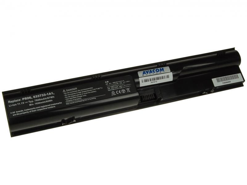 AVACOM baterie pro HP ProBook 4330s, 4430s, 4530s series Li-Ion 10, 8V 7800mAh/84Wh
