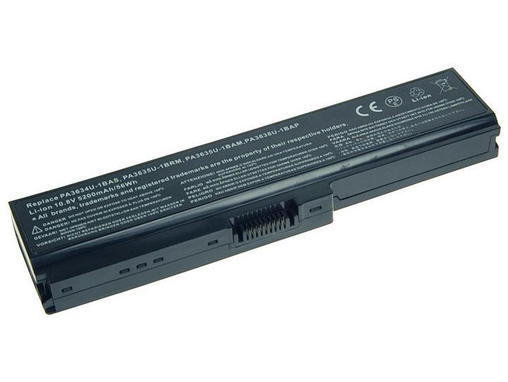 AVACOM baterie pro Toshiba Satellite U400, M300, Portege M800 Li-ion 10, 8V 5200mAh /56Wh