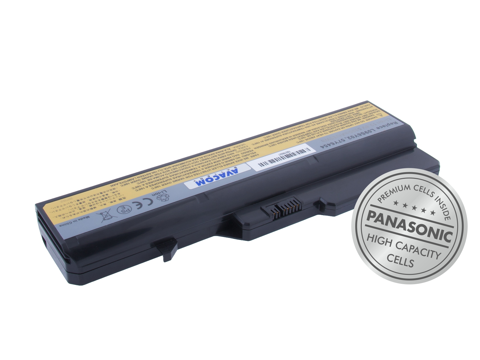 AVACOM baterie pro Lenovo G560, IdeaPad V470 series Li-Ion 10, 8V 5800mAh 63Wh