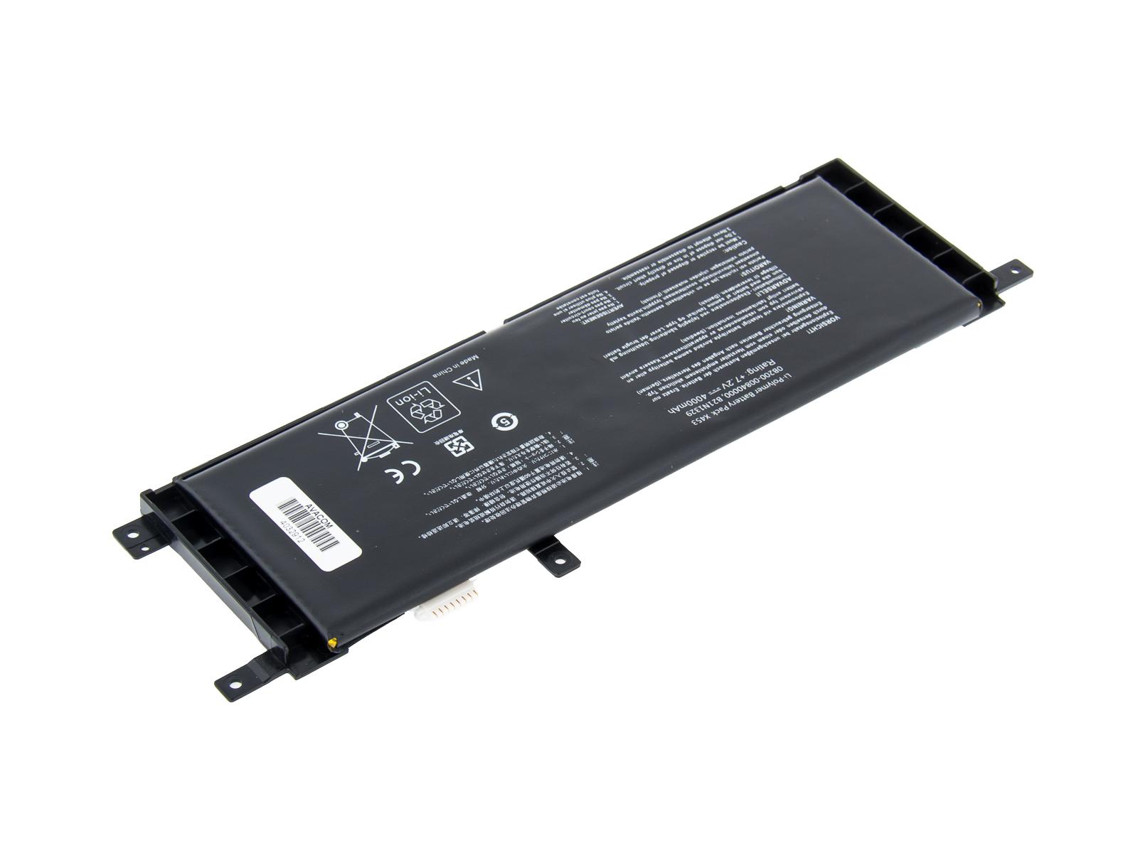 AVACOM baterie pro Asus X553 / F553 Li-Pol 7, 2V 4000mAh